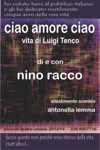 locandina Luigi Tenco