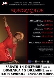 Madrigale - Teatro del Carro