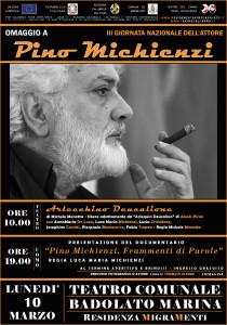 Omaggio a Pino Michienzi